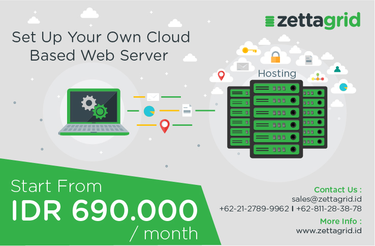 web server cloud