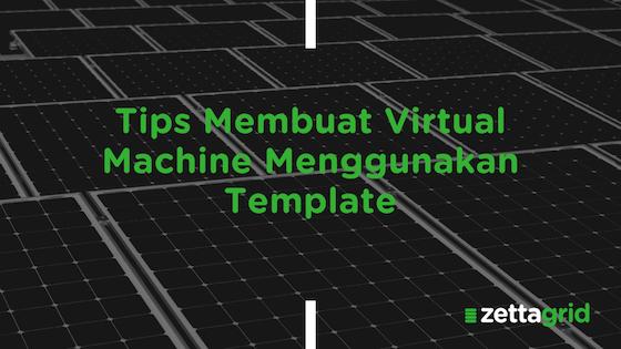 Membuat Virtual Machine