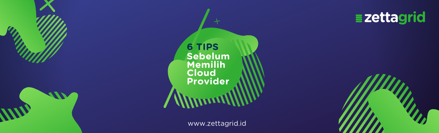 Tips memilih cloud provider