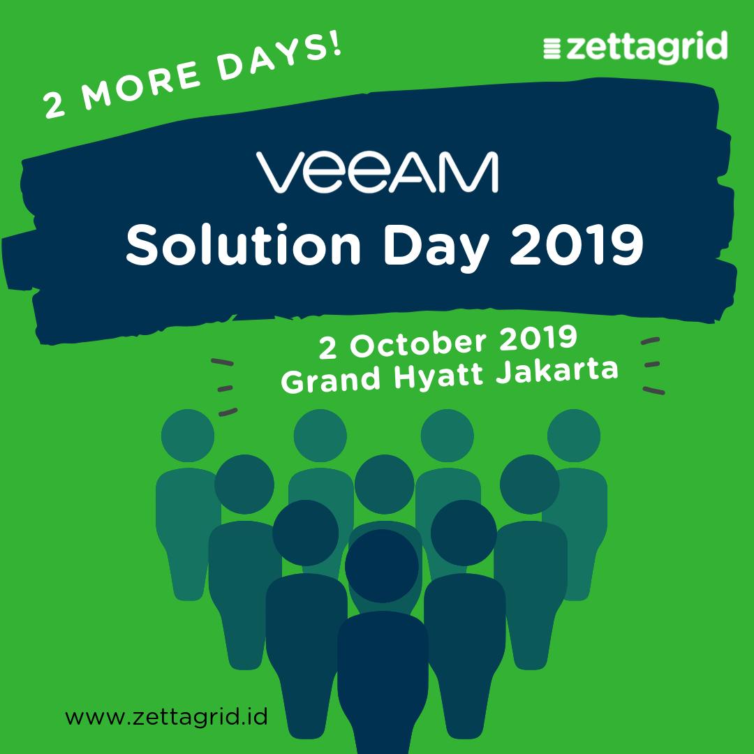 Veeam Solution Day