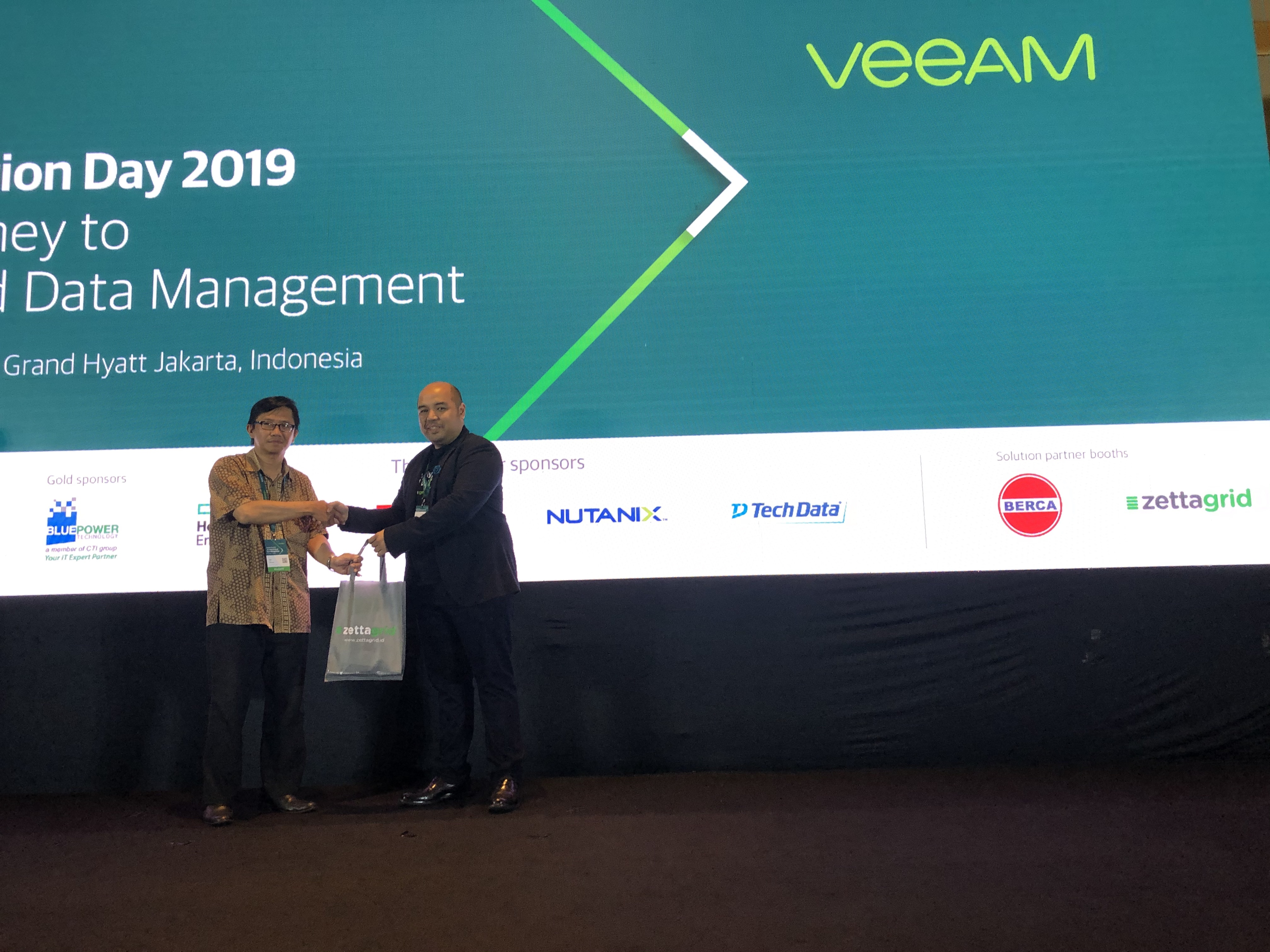 Veeam Solution Day 2019
