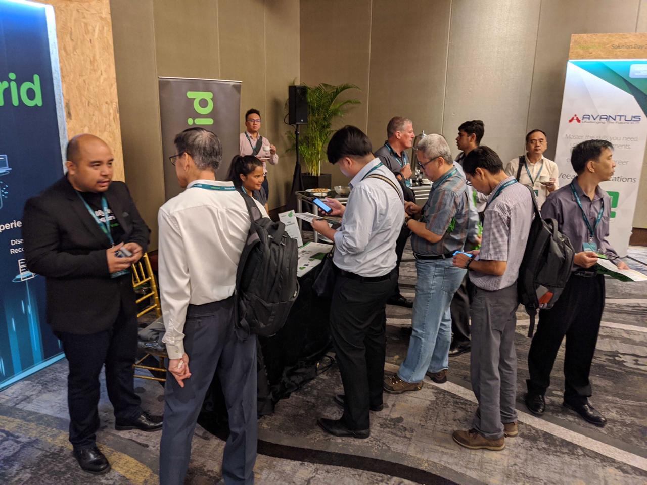 Veeam Solution Day Singapore