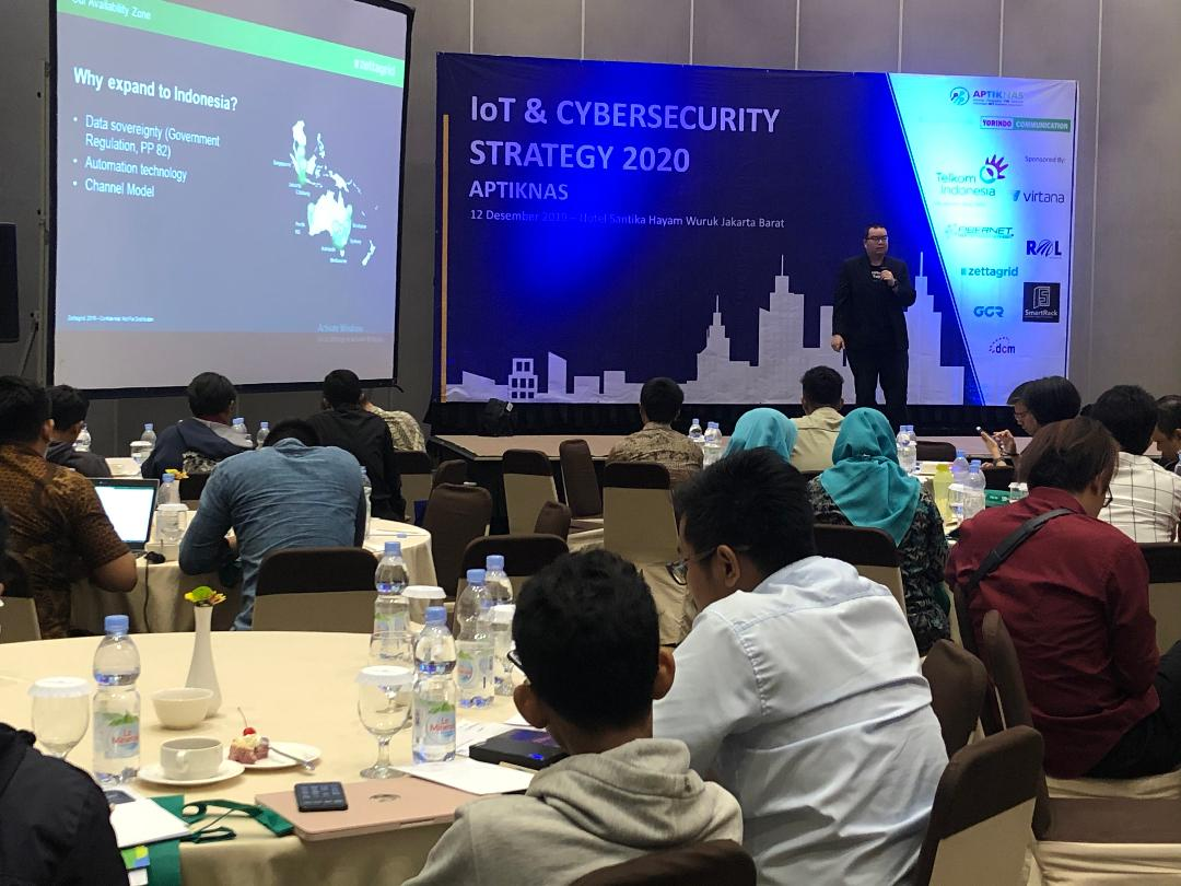 APTIKNAS IoT and Cyber Security Strategy 2020
