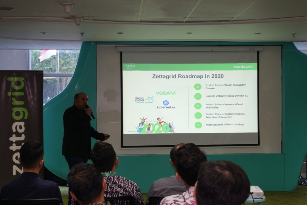 Zettagrid Cloud Talk 2020
