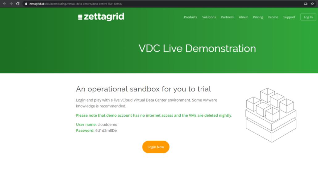 VDC live