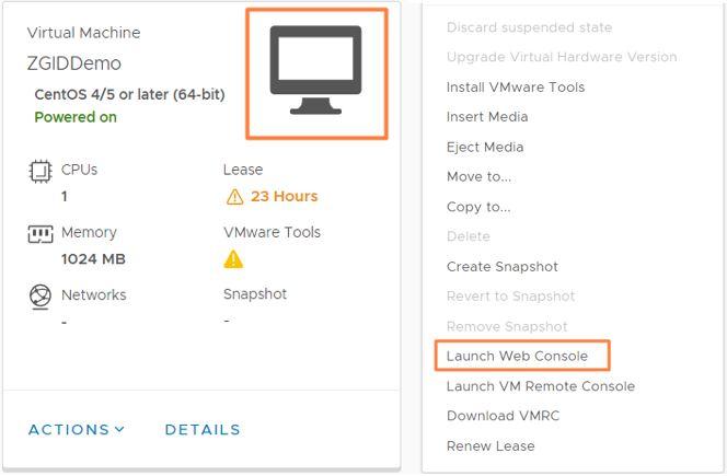 VMware VDC