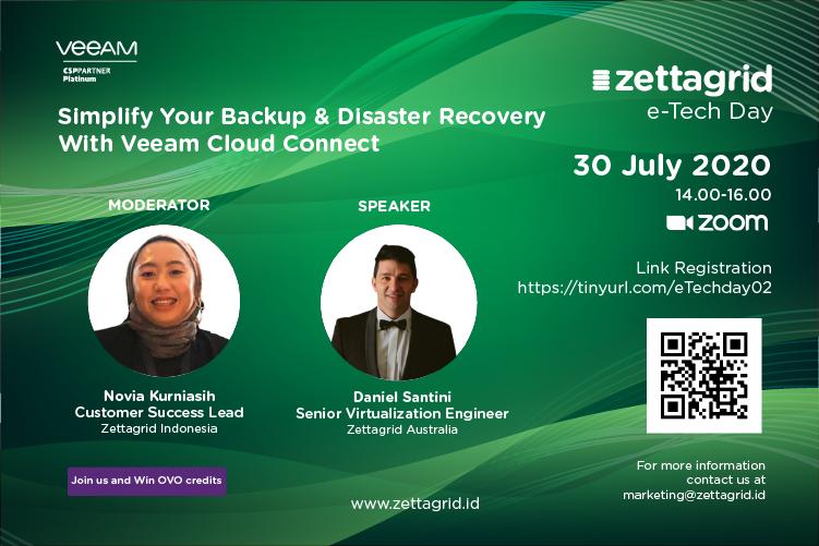 Zettagrid e-TechDay