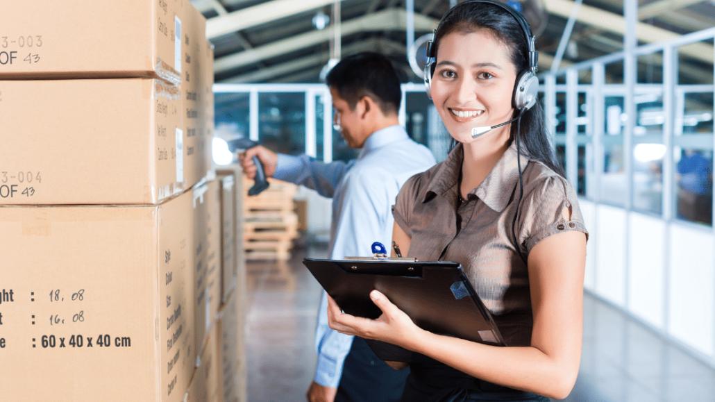 Customer Warehouse Management