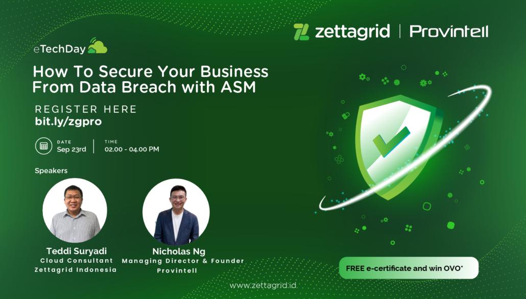data breach with ASM